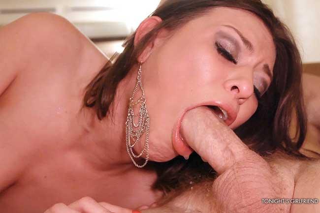 Victoria Lawson deep throat
